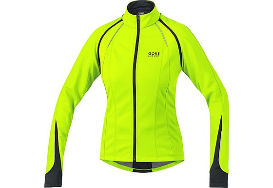 Gore Ladies Phantom 2.0 Windstopper Soft Shell Jacket