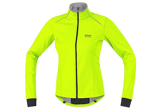 Gore Bike Wear Womens Contest Windstopper Jacket