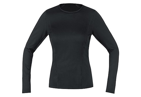 Gore Bike Wear Womens Long Sleeve Base Layer Shirt