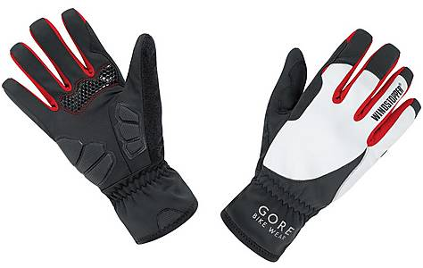 image of Gore Bike Wear Womens Windstopper Power Soft Shell Gloves