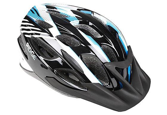 Ridge All Terrain Rider+ Helmet Blue (54-59cm)