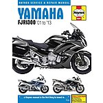 image of Yamaha FJR1300 (01-13) Motorcycle Manual