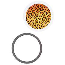 image of Leopard Print Tax Disc Holder