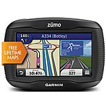 "Garmin Zumo 390 LM 5"" Sat Nav - UK, ROI & Full Europe"
