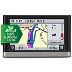 "image of Garmin Nuvi 2508 5"" Sat Nav with Lifetime Maps & Traffic UK & ROI"