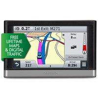 "Garmin nuvi 2508LMT-D 5"" Sat Nav with UK & Ireland Lifetime Maps and Traffic"