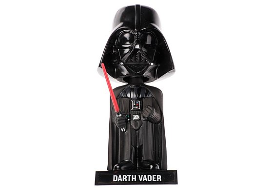 Star Wars Darth Vader Wacky Wobbler