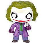 image of Dark Knight Rises The Joker Pop Vinyl