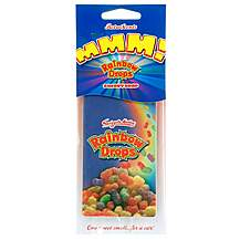 image of Retro Scents Rainbow Drops Air Freshener