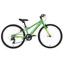 image of Carrera Abyss Junior Hybrid Bike - 24""