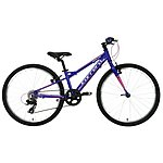 image of Carrera Saruna Junior Hybrid Bike - 24""