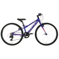 Carrera Saruna Girls Hybrid Bike - 24""