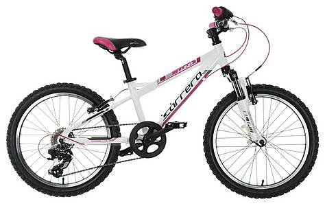 image of Carrera Luna Girls Mountain Bike 2014 -  20""