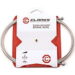 image of Clarks Galvanised Universal Brake Inner Cable - Rear