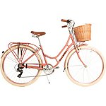 "image of Raleigh Willow Womens Classic Bike - 17"", 19"", 21"" Frames"