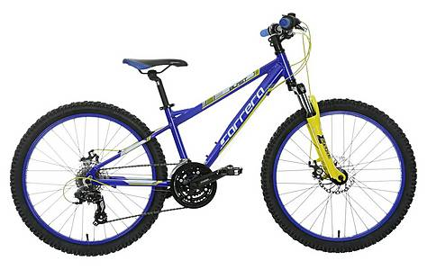 image of Carrera Blast Boys Mountain Bike 2014 - 24""