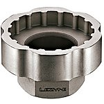 "image of Lezyne External Bottom Bracket Socket Tool For 3/8"" Socket Driver"