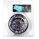 Grit Alloy Core Wheels (100mm)