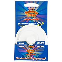 image of Retro Scents Cherry Drop Air Freshener Gel Pot