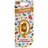 Jelly Belly Membrane Car Vent Air Freshener Tangerine