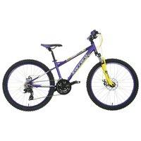"Carrera Luna Girls Mountain Bike - 24"""
