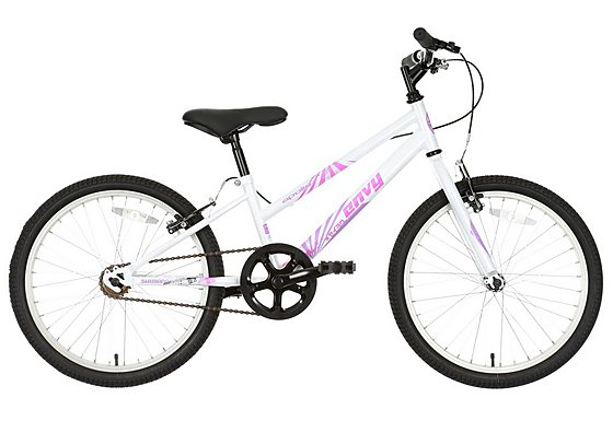 Apollo Envy Girls Hybrid Bike - 20