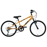 image of Apollo Fade Boys Hybrid Bike - 20""