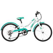 image of Apollo Oceana Girls Hybrid Bike - 20""
