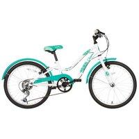 "Apollo Oceana Girls Hybrid Bike - 20"""