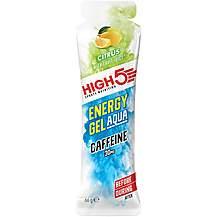 image of High5 Energy Gel Aqua Caffeine Citrus