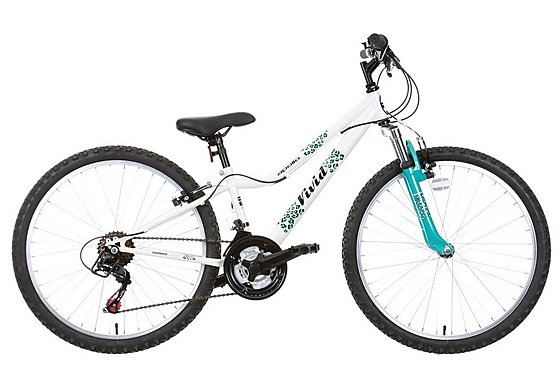 Apollo Vivid Girls' Mountain Bike - 24