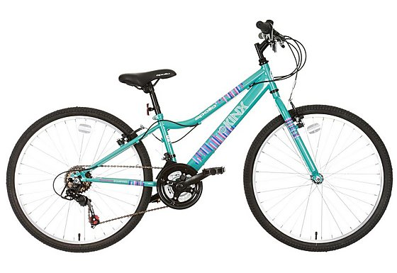 Apollo Kinx Girls' Hybrid Bike - 24
