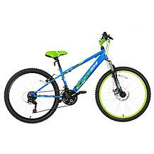 image of Apollo Interzone Boys Mountain Bike - 24""