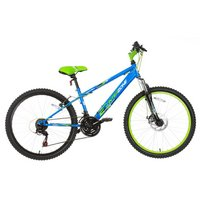 """Apollo Interzone Boys Mountain Bike - 24"""""""