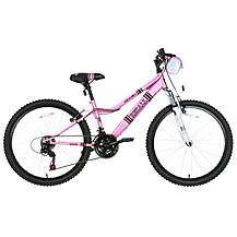 image of Apollo Recall Girls Mountain Bike - 24""
