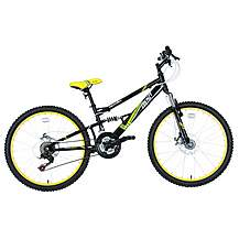 image of Apollo Frenzy Junior Mountain Bike - 24""