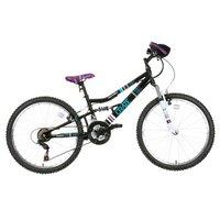 "Apollo Craze Girls Mountain Bike - 24"""