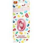 image of Jelly Belly Membrane Car Vent Air Freshener Bubblegum