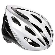 image of Giro Transfer Bike Helmet White/Silver (54-61cm)
