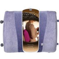 Design Go Memory Foam Lumbar Back Support
