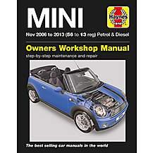 Haynes manuals haynes manual online garage equipment image of haynes mini petrol diesel manual nov 06 13 56 to fandeluxe Gallery