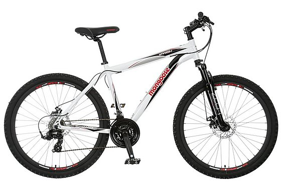 Mongoose Vanish Mountain Bike