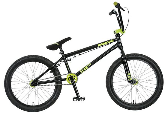 Mongoose Scan R60 BMX Bike