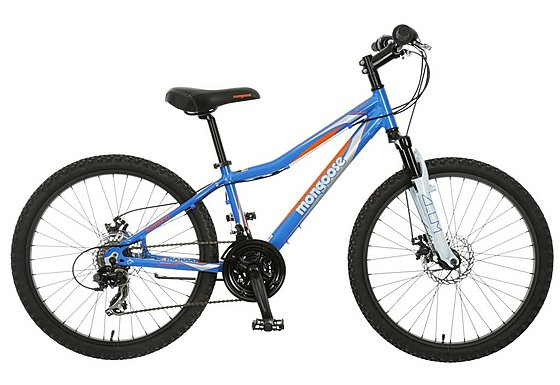 Mongoose Evict Mountain Bike 24