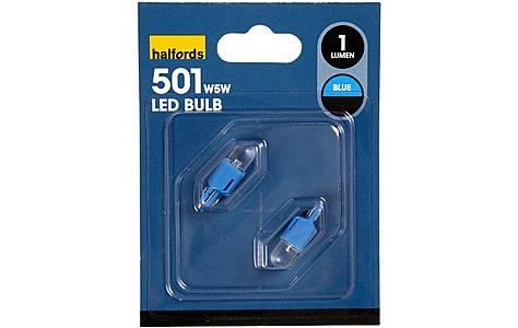 image of Prism LED Bulb 501 Blue
