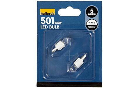 image of Prism LED Bulb 501 White