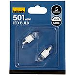 Halfords LED501W Bulb