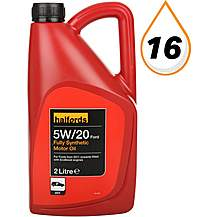 image of Halfords 5W20 Ford Fully Synthetic Motor Oil