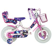 image of Raleigh Molly White Girls Bike 12""