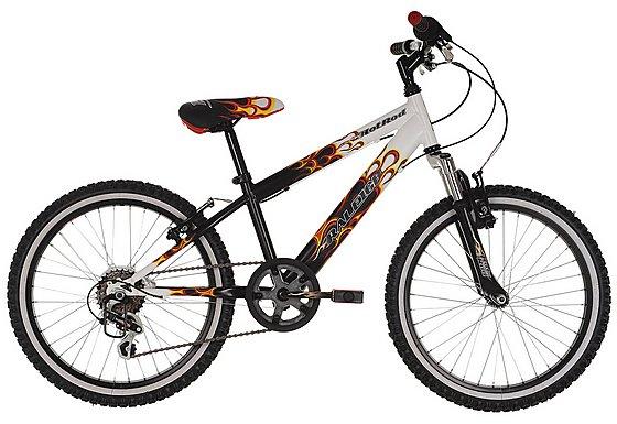 Raleigh Hotrod Turbo Boys Bike 20
